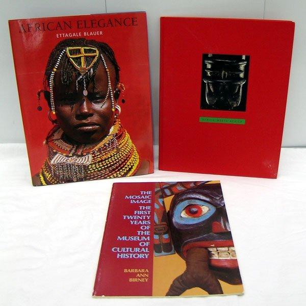 15: Five African Art Books