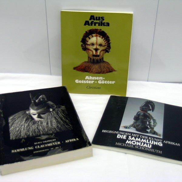 17: Three African Art Books