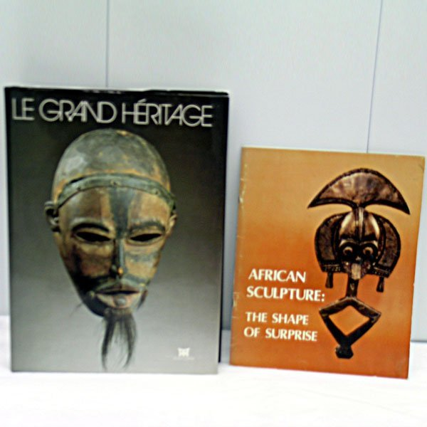 19: Two African Art Books