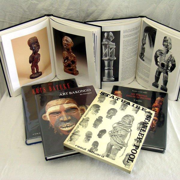 20: Six African Art Books by Raoul Lehuard