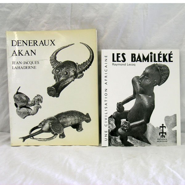 22: Two African Art Books