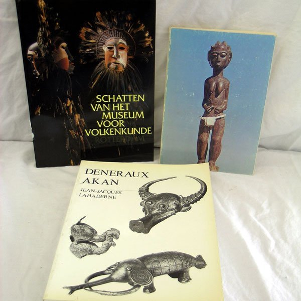23: Three African Art Books
