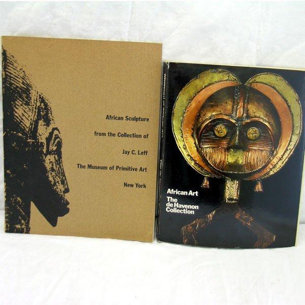 24: Three African Art Books