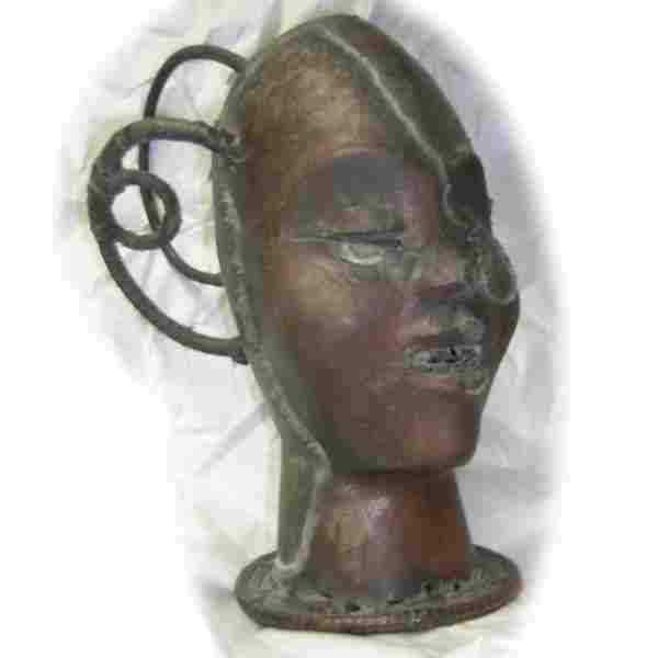 114A: Ekoi Headdress