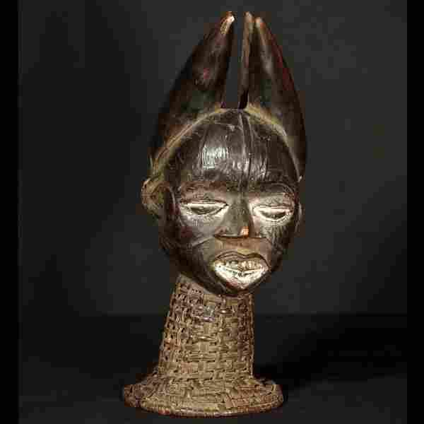 963: Ekoi Headdress/ Mask
