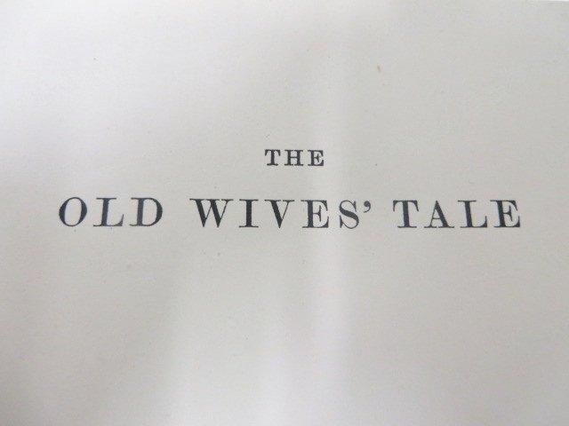 Bennett. Old Wives Tales. 2 Vols. 1941
