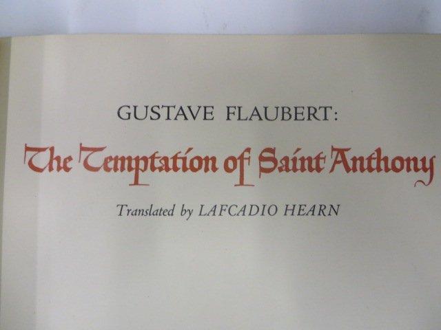 Flaubert.  Temptation of St.  Anthony. 1943