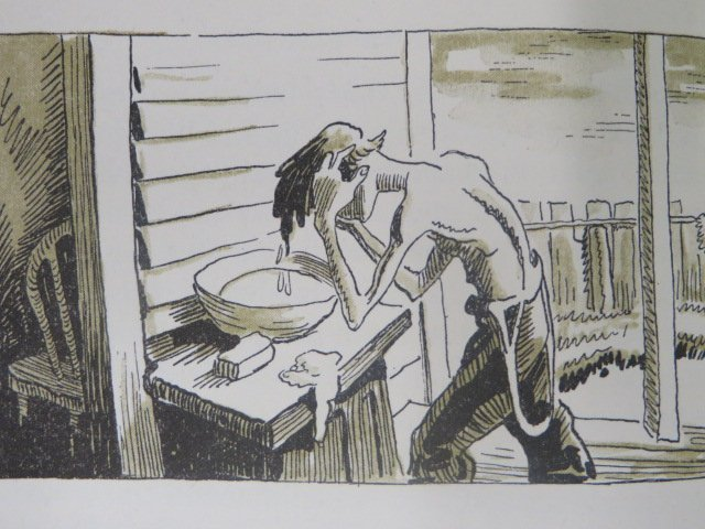 The Adventures of Tom Sawyer. LEC. 1939 - 3