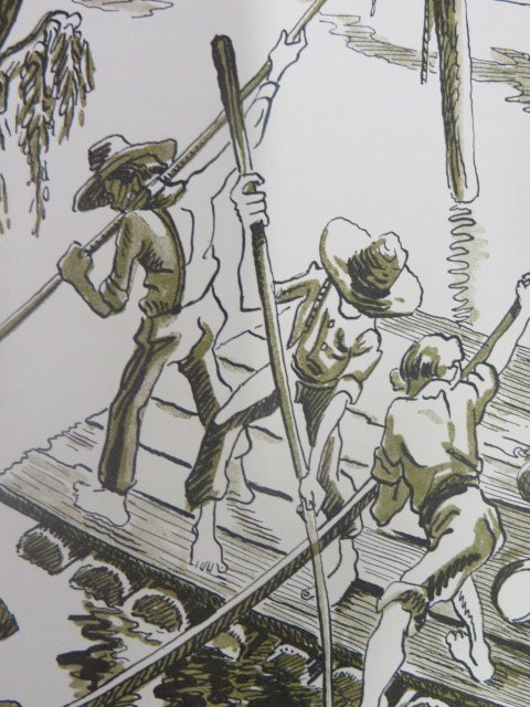 The Adventures of Tom Sawyer. LEC. 1939 - 4