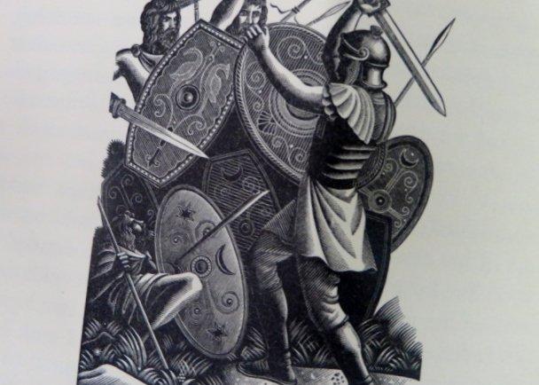 Caesar. Julius The Gallic  Wars - 3