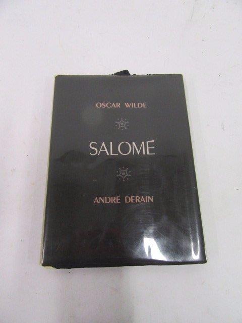 Wilde, Oscar. Salome. LEC. 1938 2 vols