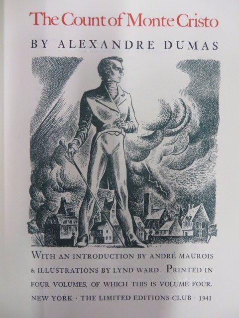 Dumas. The Count of Monte Cristo. 1941