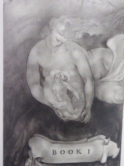 Virgil's Aeneid. Illus. by Petrina. 1944 - 2