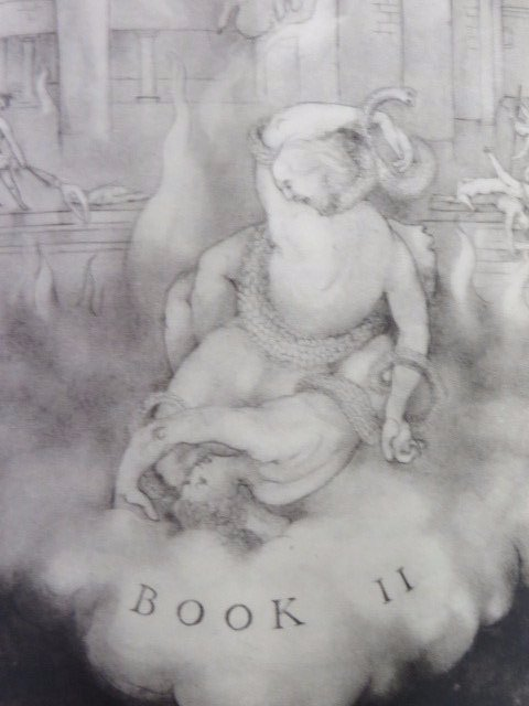 Virgil's Aeneid. Illus. by Petrina. 1944 - 3