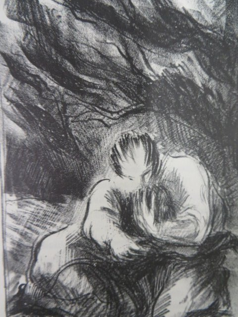 Hawthorne. Scarlett Letter.  1941. Signed - 3