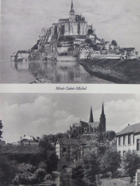 Adams. Mont-Saint-Michel ancdChartres. 1957 - 3