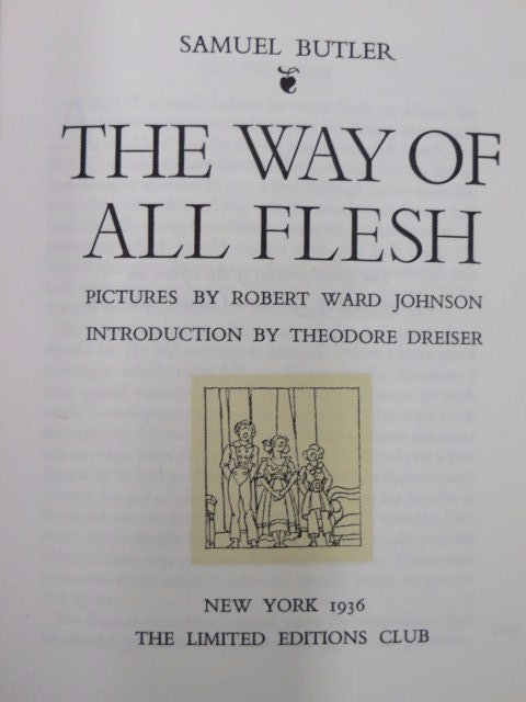 Butler. The Way of All Flesh. 1936