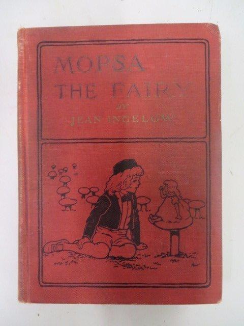 Ingelow, Jean. Mopsa The Fairy. 1910. - 2