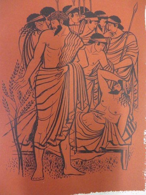 Argonautica. Heritage Press. 1960 - 3
