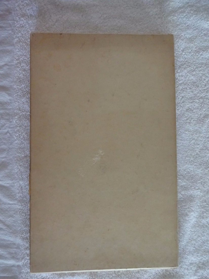 Moliere. Tartufe or The Hypocrite 1930 Signed - 2