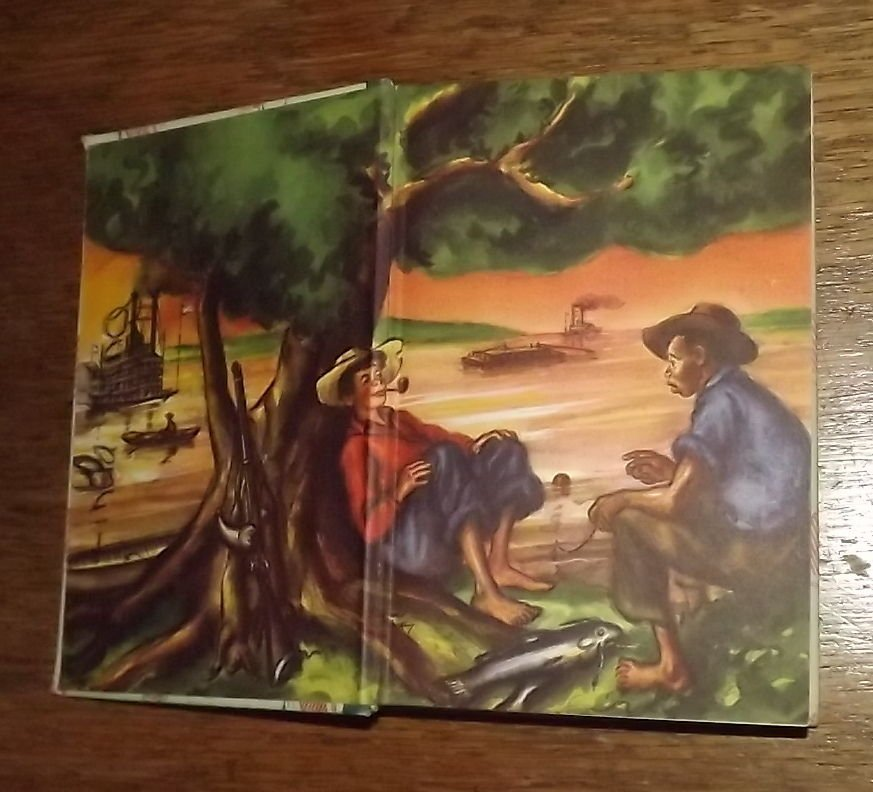 Twain. Mark. Adventures of Huckleberry Finn. 1942 - 2