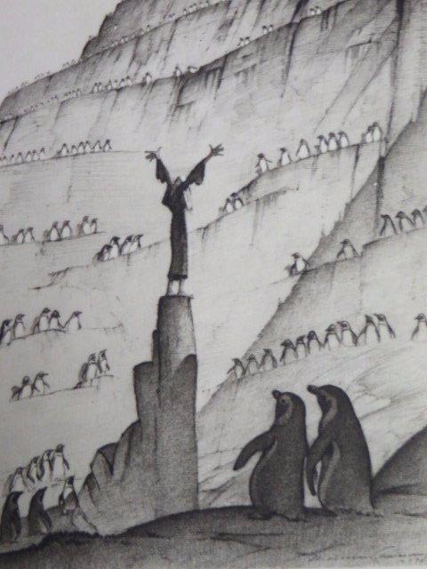 France, Anatole. Penguin Island. 1947 - 2