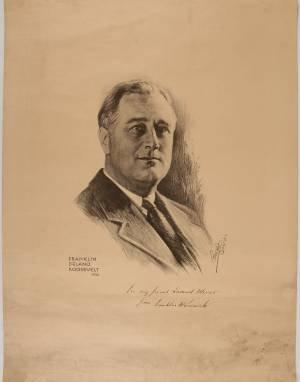 Eisen. Portraits of Washington. 3 Vols. 1932. Signed - 3