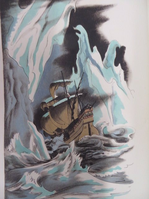 Rime of The Ancient Mariner. 1945 - 2