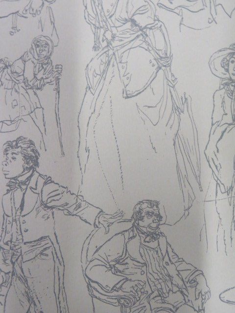 Dickens. Charles. Dombey & Son.  Illus. 1957 - 3