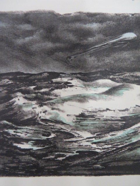 Verne. Jules. Mysterious Island. Illus.  Wilson - 2