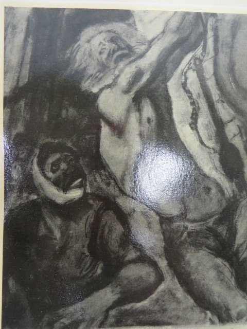 Melville. Moby Dick; Or, The Whale. 1943.Illus. - 5