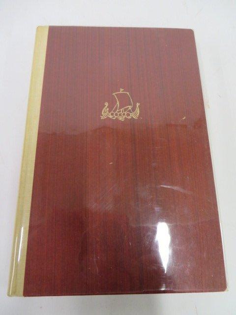 Esaiastegner. Frithiof's Saga. 1953. Illus. - 4
