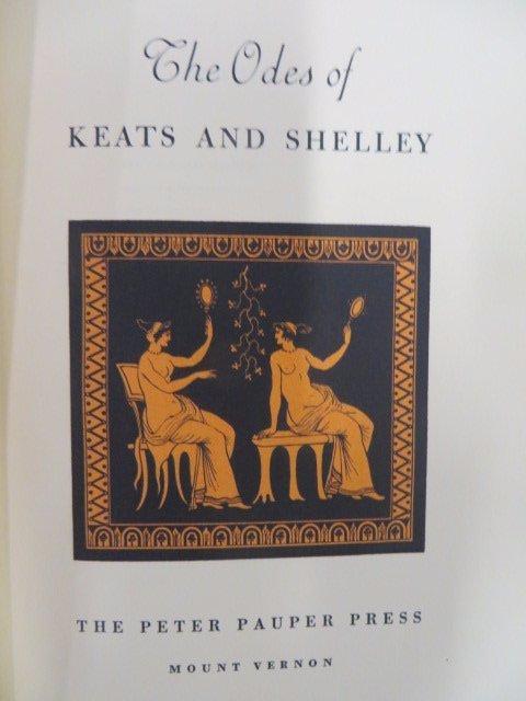 Odes of Keats & Shelley