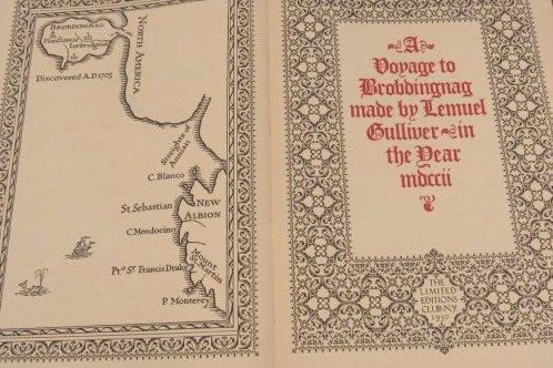 Voyage of Brobdingnag. LEC. 1950 - 2