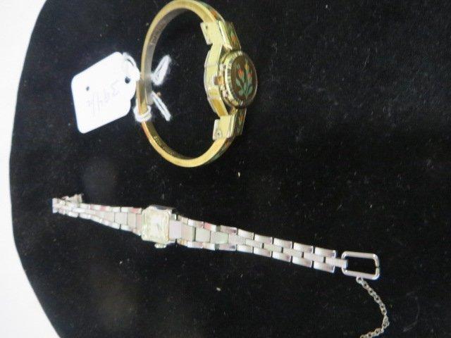 Ladies Wristwatches inc. 10K GP  Bulova (2)