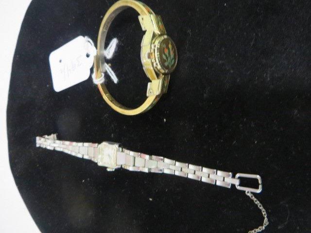 Ladies Wristwatches inc. 10K GP  Bulova (2)