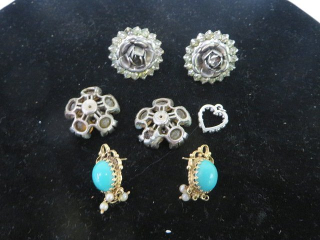 Collector's Lot of Costume Jewelry