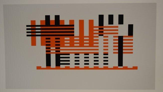 Joseph Albers. Twelve Screenprints. Pub. - 2