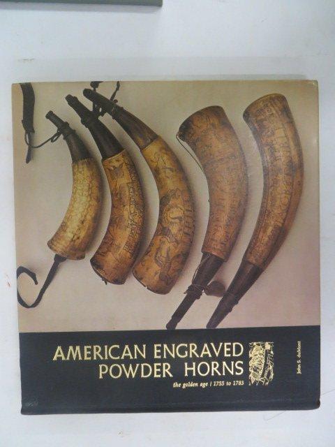 du Mont American Engraved Powderhorns - 4