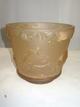 Muller Freres Luneville Vase