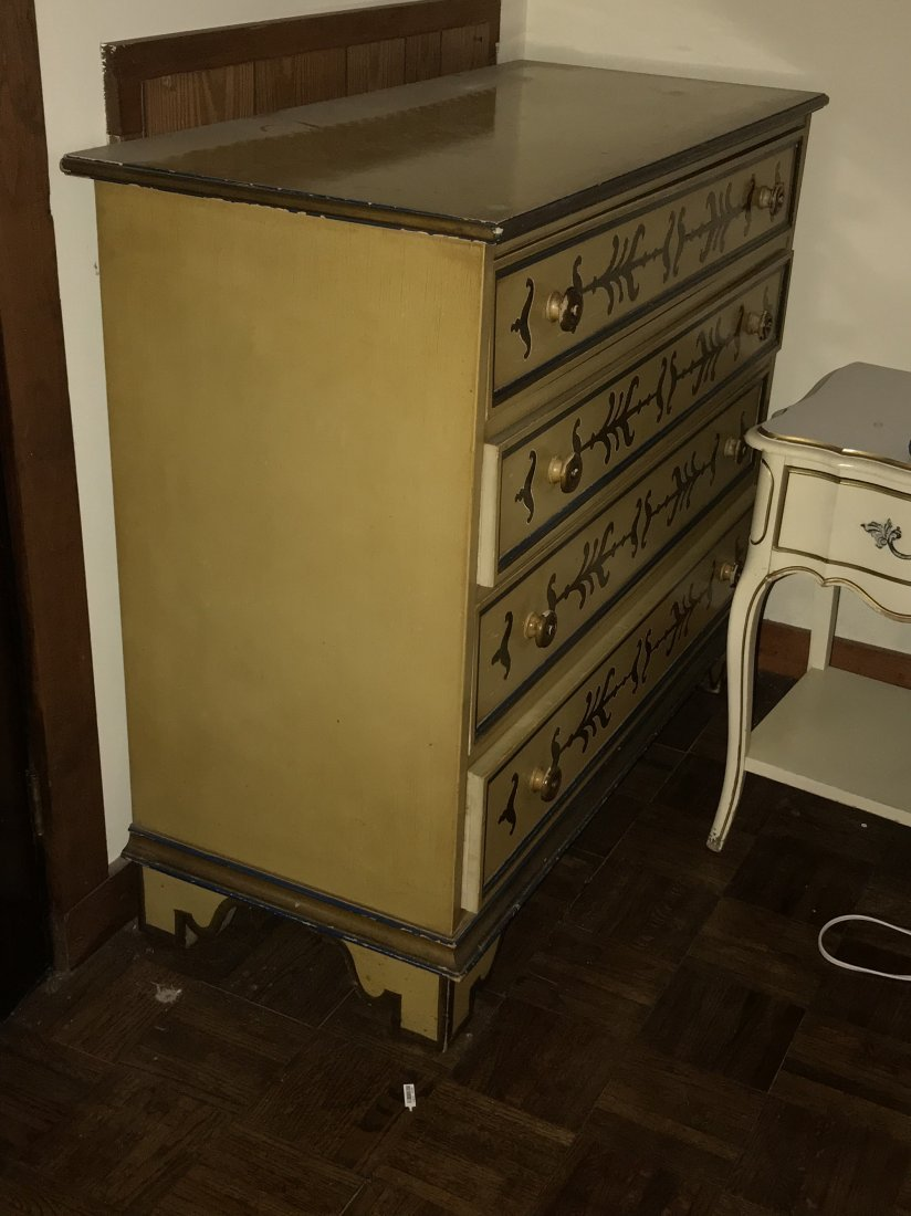French and Heald Chest of Drawers