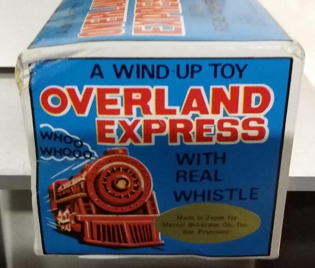 Overland Express Wind Up Train - 4