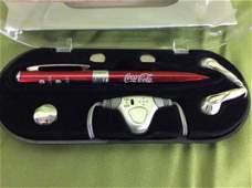 Coca Cola Radio Pen