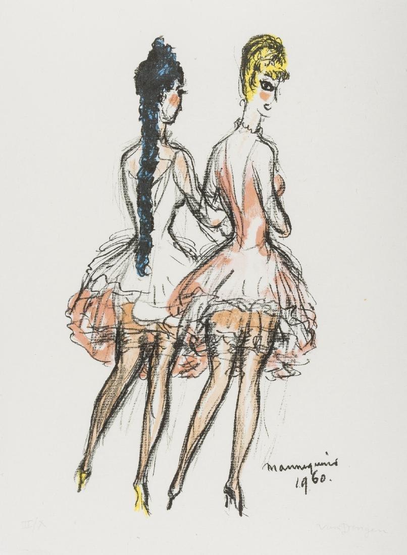 δ Kees Van Dongen (1877-1968)  Mannequins