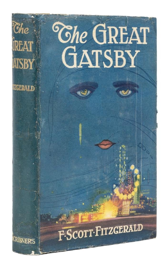 Fitzgerald (F. Scott) The Great Gatsby, first edition,
