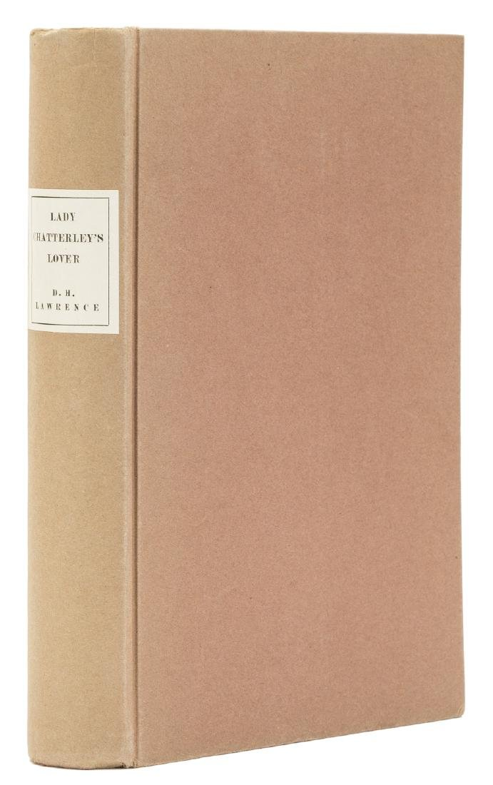 Lawrence (D.H.) Lady Chatterley's Lover, early pirate