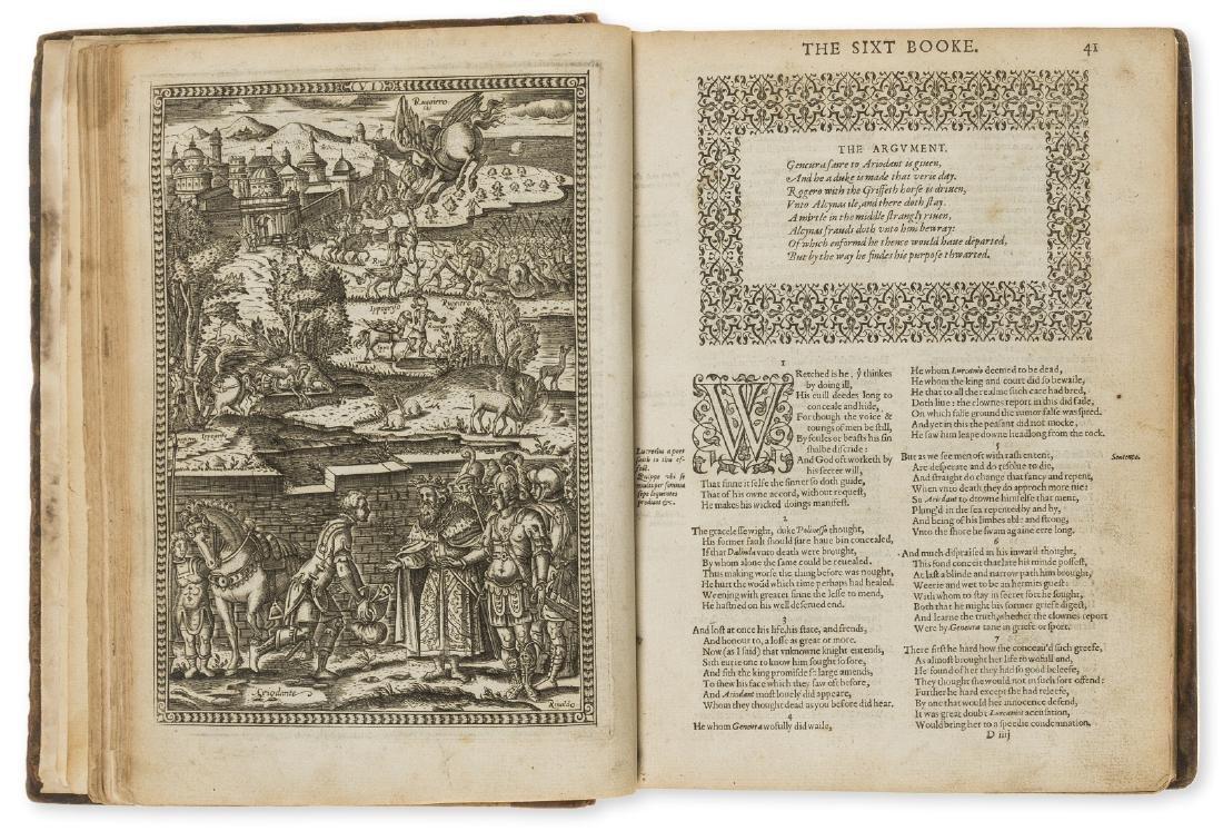 Ariosto (Lodovico), Orlando furioso in English heroical