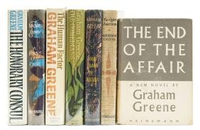 Greene (Graham) The End of the Affair, first edition,
