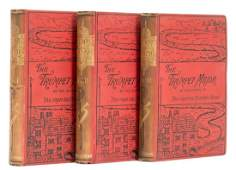 Hardy (Thomas) The Trumpet-Major, 3 vol., first edition