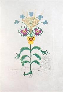 δ Salvador Dali (1904-1989) Flordali (Flora